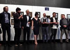 remise des prix / vernissage (minamond) Tags: festival outsiderart exposition artbrut visionaryart artsingulier gisors artension artvisionnaire minamond prixartension