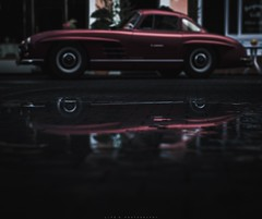 The Other Side of You (lifegphotos) Tags: reflection classic cars vintage germany mercedes benz engineering automotive videogames mercedesbenz luxury sportscar amg granturismo ps3