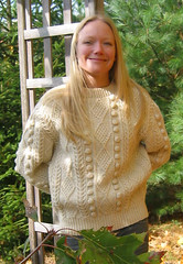 Blonde sexy aran sweater girl (Mytwist) Tags: irish woman sexy love wool girl fashion lady female fetish vintage cozy sweater fisherman soft fuzzy craft style retro blonde passion knitted heavy aran exclusive timeless laine vouge sweatergirl knitwear cabled woolfetish grobstrick aranstyle elsakarr