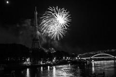 _MG_4765 (Amit Aggarwal0990) Tags: fireworks bastille paris eiffel amit bw night celebration
