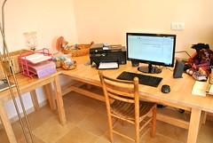Workspace of handling my shops (orit dotan) Tags:  waldorfdoll          waldorfdolls                          waldorfeducation