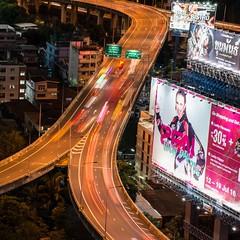 DSC_3844 (Ignacio Blanco) Tags: thailand bangkok metropolis oriental orientalcity future night lighttrails longexposure infrastructure highway cityscape skyscrapers skyline vantagepoint ratchapraroptowermansion