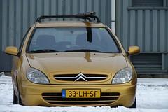 CiFo Nieuwjaarsmeeting 2016 - Sappemeer (Skylark92) Tags: event citroen xsara snow winter break