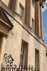 Horn | 1 Royal Crescent | Bath-9 (Paul Dykes) Tags: bath somerset uk england georgian johnwoodtheyounger horn column 18thcentury eighteenthcentury gradeilistedbuilding