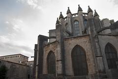 Girona '16 (Kyane) Tags: girona catalunya spain catalonia holidays summer art arte architecture arquitectura gothic gotico cathedral catedral viaje travel