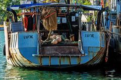 Fishing (Paweł Szczepański) Tags: burgas bulgaria bg sozopol dockbay
