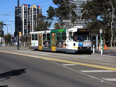 A268 (damos photos) Tags: a268 aclass yarratrams melbournetrams docklands route70 2016