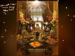 sofreroya-sheida1 (hsheida17) Tags: هفت سین نوروز حافظ سفره رویا ۱۳۹۴