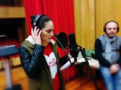 Lucía Regueiro y Cristian Leggiero
