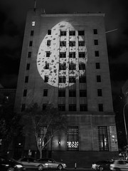 blinc - adelaide festival 2015 - sean vicary 1294 [mono] (liam.jon_d) Tags: blackandwhite bw art monochrome mono arty display digitalart australian australia exhibition event projection installation adelaide intersection sa southaustralia survey kingwilliamstreet taxonomy northterrace elderpark thearts blinc northtce kingwilliamst adelaidefestival southaustralian billdoyle vicary seanvicary location1 adlfest