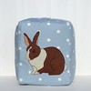 "Dutch Rabbit Doorstop • <a style=""font-size:0.8em;"" href=""http://www.flickr.com/photos/29905958@N04/16665142317/"" target=""_blank"">View on Flickr</a>"