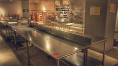 Food Prep Counters (Nicholas Eckhart) Tags: usa retail mi america mall us michigan detroit departmentstore macys northland stores marshallfields southfield hudsons 2015 deadmall dyingmall northlandcenter jlhudsoncompany