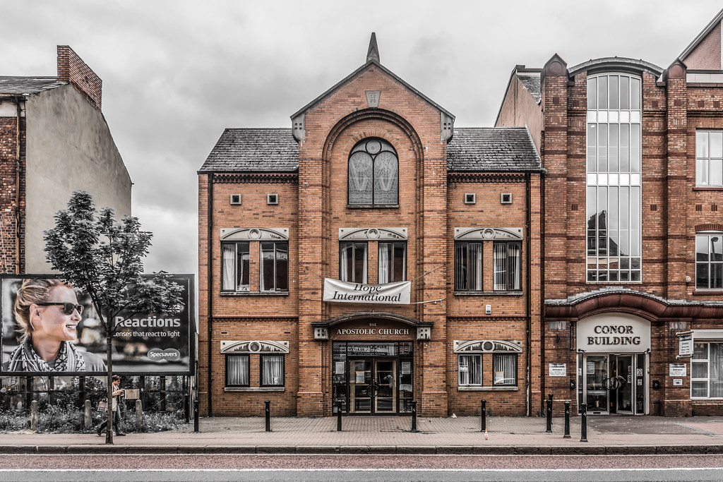 The Apostolic Church 113 Great Victoria Street Belfast REF-102875