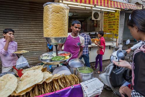 Chaat Vendor
