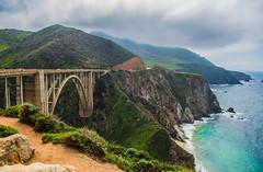 Big Sur, California (Juanma Agudo http://elindulgist.com) Tags: sanfrancisco california usa scenic bigsur cliffs