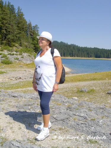 Žabljak [MNE], 2011, Intorno al Crno Jezero (Lago Nero)