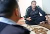 Building relationships with community leaders in Zaatari (DFID - UK Department for International Development) Tags: refugees police jordan syria foreignoffice fco zaatari communitypolice ukaid syrianrefugees syriacrisis zaatarirefugeecamp zaataricamp sirenassociates ukinjordan britishembassyamman