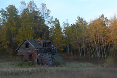 only 2 payments left... (turn off your computer and go outside) Tags: nature wisconsin outdoors dangerous ruins spooky tired abandonded wi abandonment dilapidated fallingapart oldfarmhouse overrun marinettecounty northeastwisconsin