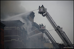 buildings collapse (editrixie) Tags: nyc eastvillage news buildings fire smoke explosion terrible collapse horrible photobystaciejoy 119121123and125secondavenue eastvillageexplosion