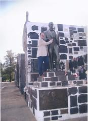 Rindiendo homenaje a Carlos Gardel