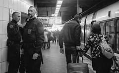 DSF5721 (sergedignazio) Tags: street paris france photography photographie rue homme rer uniforme x100s