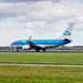 Boeing 737-7K2 - KLM PH-BGG - AMS/EHAM Amsterdam Airport (Schiphol)