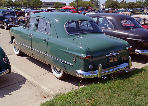 1949 Ford Customline 1949 Ford Meteor Shining Project On