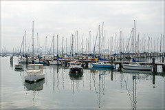williamstown-3558-ps-w (pw-pix) Tags: city morning blue light water fog skyline clouds reflections river boats grey pier cool haze soft flat cloudy jetty foggy overcast australia melbourne victoria estuary williamstown even ripples yachts hazy masts dull bouys moorings yachtclub moored yarrariver westernsuburbs melbourneskyline