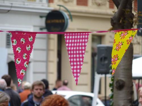 Kirschblütenfest & Altstadtflohmarkt 2015
