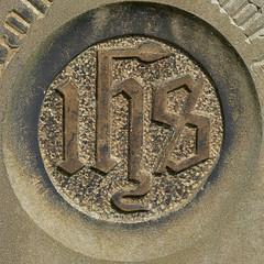 ihs (Leo Reynolds) Tags: xleol30x squaredcircle cemetery cemeterysymbol ihs panasonic lumix fz1000 sqset116 groupfz1000fanclub xxx2015xxx