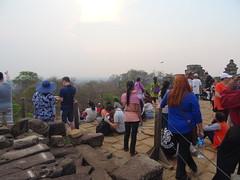 DSC01235 (LeeZhenYu) Tags: cambodia siemreap angkor phnombakheng phnom bakheng