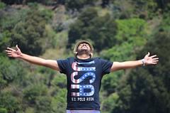DSC_2932 (Smevin Paul - Thrisookaran !! www.smevin.com) Tags: blue sky  mountain station clouds paul photography top district hill tamil mile ooty 6th nadu nilgiris udhagamandalam nilagiri smevin udhagai smevins thrisookaran