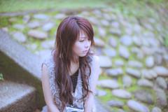 _DSC6544 () Tags: portrait woman cute beauty nikon bokeh kawaii brunette charming  58mm  taoyuan nocturne  f12      manuallens lovemoment  noct     d3s  asphericlens ainoctnikkor58mmf12 notoveryou  2010201011
