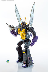 FT14_Kickback (Weirdwolf1975) Tags: podcast transformers masterpiece bombshell forager shrapnel mercenary grenadier kickback insecticons ft14 ft13 fanstoys tfylp ft12t
