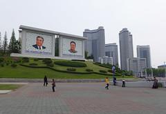 Pyongyang (Daniel Brennwald) Tags: korea kimjongil northkorea pyongyang dprk kimilsung nordkorea pjngjang