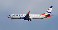Sunwing Airlines / Boeing 737-8Q8 / C-FDBD (vic_206) Tags: bcn lebl sunwingairlines boeing7378q8 canon300f4lis canoneos7d cfdbd