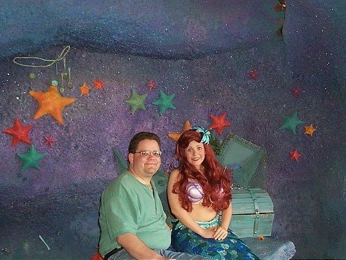 "Magic Kingdom Scott and Ariel • <a style=""font-size:0.8em;"" href=""http://www.flickr.com/photos/28558260@N04/27445517945/"" target=""_blank"">View on Flickr</a>"