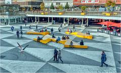 Sergelstorg (Dale Michelsohn) Tags: street city nikon sweden stockholm sergelstorg sergel d7000 dalemichelsohn