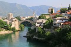 Mostar, (Unesco world heritage) , Bosnia and Herzegovina (Frans.Sellies) Tags: mostar bosnia bosniaandherzegovina img9440
