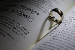 The one ring (jym_08) Tags: de one book los heart libro el lord ring rings corazon anillos anillo seor unico