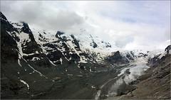Pasterze-gletsjer (Astrid1949) Tags: juni oostenrijk grossglockner 2016 hohetauern hochalmstrasse pasterzegletsjer