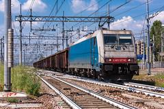 483 107 (atropo8) Tags: 483107 train treno zug merci freight cargo milano lombardia italy nikon d810 dbcargoitalia