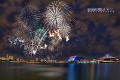NDP 2016 Fireworks #4 - 16th July 2016 (Samuel.Dai) Tags: tourism skyline nikon fireworks parade fisheye ndp 15mm hdr touristattraction d800 nationalday singaporeriver nationalstadium 2016 lowlightphotography longexposurephotography cityscapephotography singaporeindependence samueldai