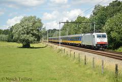 NMBS 2844 Sint-Mariaburg (TreinFoto Belgi) Tags: beneluxtrein sintmariaburg lijn 12 2844