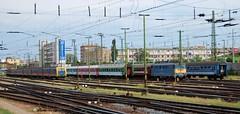 Budapest Keleti plyaudvar 23.08.2008 (The STB) Tags: magyarvasti hungaryrailways mav magyarllamvasutak trains budaesttrains