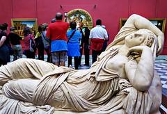 Uffizi (Penseroso) Tags: sculpture art travel italy florence uffizi