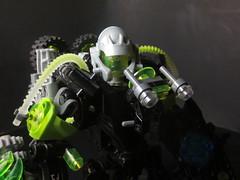Rodak_11 (Flame Kai'zer) Tags: rodak bionicle lego moc flame kaizer flamekaizer hadix unbound engineer