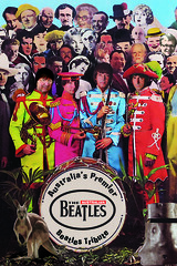 Australian Beatles Pepper