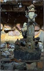 forgotten watchtower (ChristianMandel) Tags: sonnartfe55mmf18za ilce7 sonya7 watchtower bricks alteziegeleitwistringen miniature kbbitour3