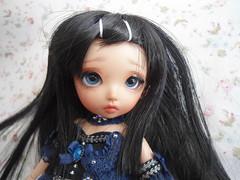 Portraits (~Akara~) Tags: face up ball doll skin tan luna fairy mio land bjd fl custom fairyland ts fee jointed puki faceup pkf pukifee